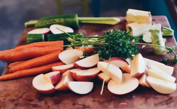 Витаминная бомба: овощной летний салат рецепт