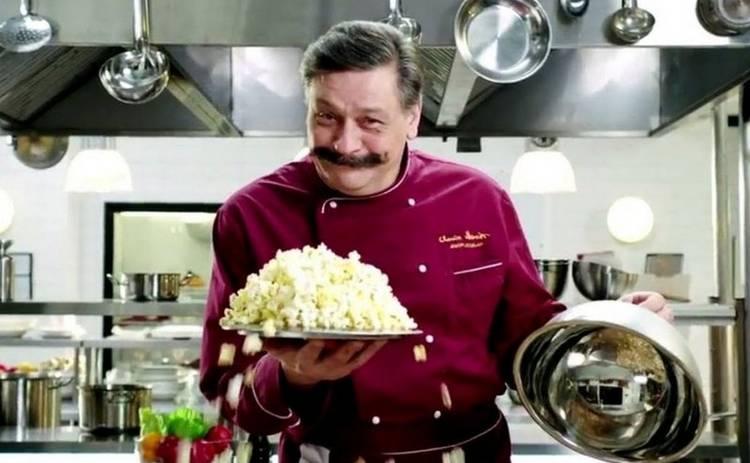 Дмитрий Назаров: Любимое блюдо из детства – яичница с котлетами