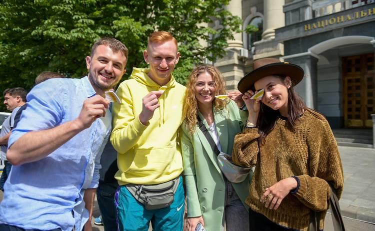 В Киеве стартовали съемки комедии Янтарные копы