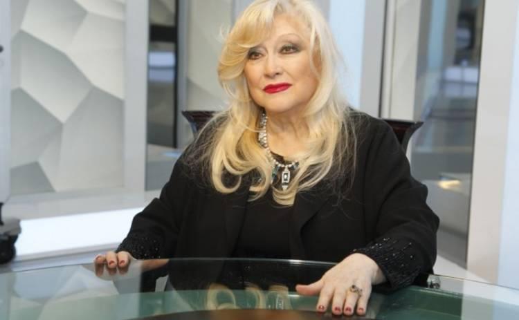 Ирина Мирошниченко: Я была первой крашеной блондинкой на телеэкране