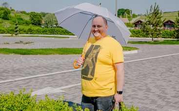 Юрий Ткач получил роль в сериале Великі Вуйки. Вдома краще