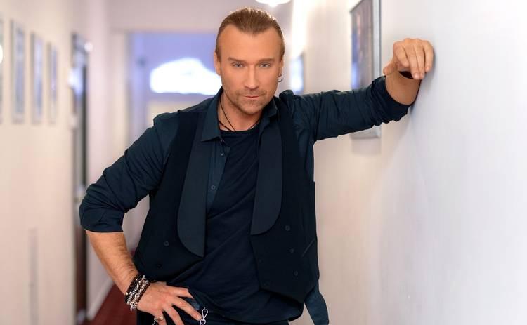 Олег Винник рассказал о бодибилдинге, и как поправился на 14 кг