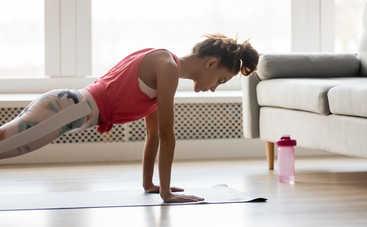 Планка для похудения: как и сколько тренироваться?