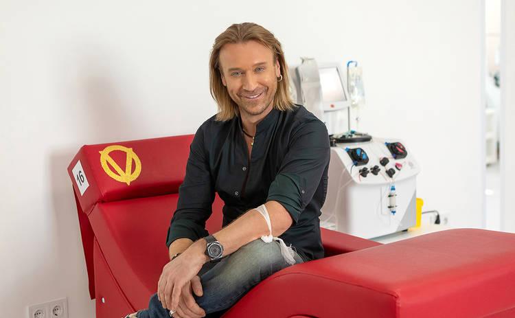 Олег Винник присоединился к важной социальной миссии