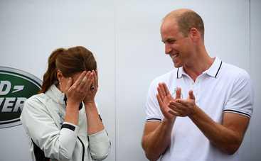 Принц Уильям вспомнил, как оконфузился с нелепым подарком для Кейт Миддлтон