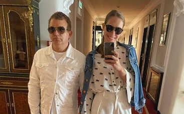 Счастливые: Катя Осадчая и Юрий Горбунов с сыном отправились на отдых в Турцию
