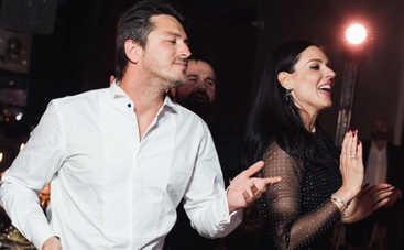 Звездные друзья: Маша Ефросинина с сыном побывали на дне рождении дочери Сергея Притулы