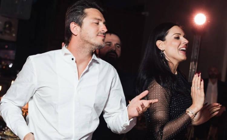Маша Ефросинина с сыном побывали на дне рождении дочери Сергея Притулы: звездные друзья