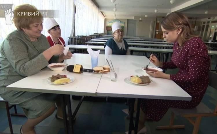 Ревизор-11: Юлию Панкову шокировала проверка столовой гимназии, где учился Владимир Зеленский