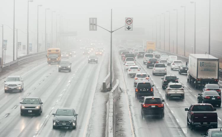 В Украине появилась интерактивная карта для уменьшения ДТП на дорогах