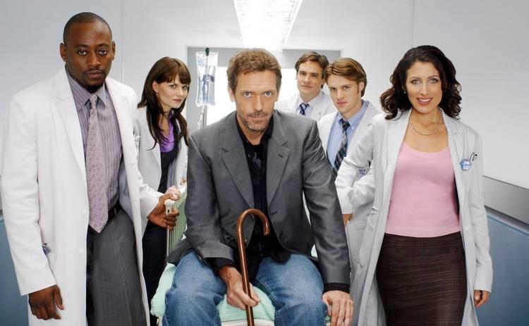 ТОП-5 медицинских сериалов от актера
