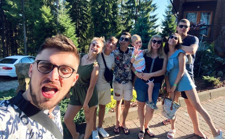 JULIK показав, де відпочиває цього літа: Мандрувати Україною – круто