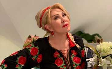 Любовь Успенская показала своего сына: Я мечтала о сыне, мечтала о детском смехе