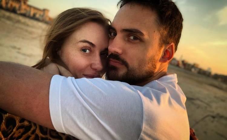 Слава Каминская воссоединилась с бывшим мужем на отдыхе в Одессе ‒ фото