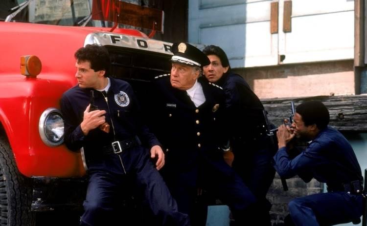 ТОП-5 фильмов про полицию от актера