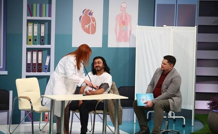 Хорошее здоровье на Интере: Гипертония - смотреть онлайн выпуск (эфир от 25.08.2020)