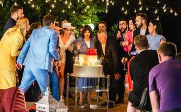 Популярные ведущие 1+1 украсили обложку Теленедели к 25-летию канала: все секреты телекухни