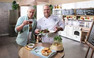Готовим вместе. Домашняя кухня: смотреть онлайн 24 выпуск от 22.08.2020