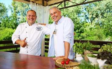 Готовим вместе: Бургеры на гриле (эфир от 23.08.2020)