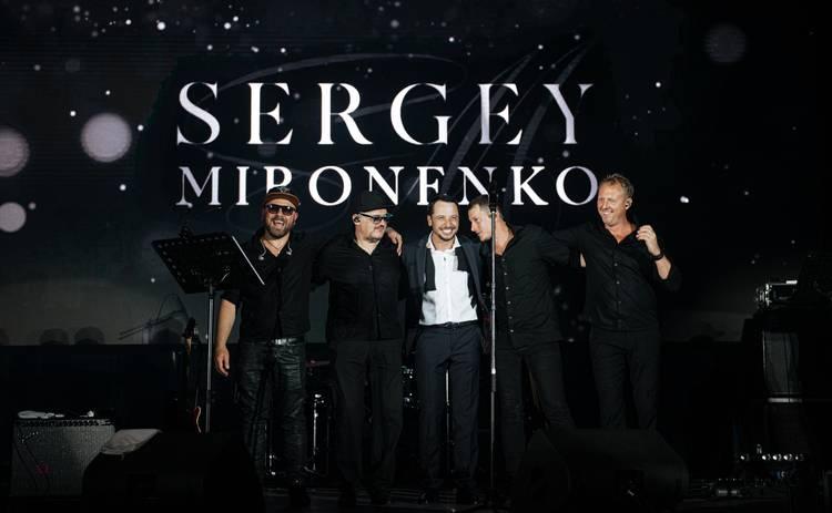 Сергей Мироненко покорил Одессу аншлагом на Морвокзале: новые песни и