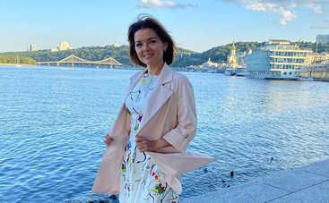 Известная украинская телеведущая и ее дети заболели коронавирусом