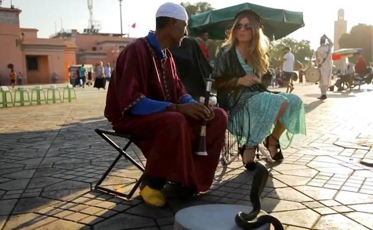 Другая жизнь с Жанной Бадоевой: Марокко - смотреть 6 выпуск онлайн (эфир от 30.08.2020)