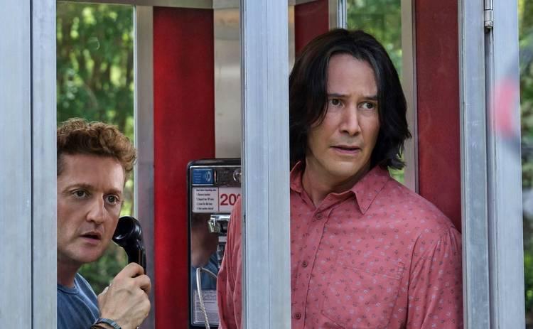 Билл и Тед – новые путешествия во времени: научно-фантастическая комедия выходит на киноэкраны
