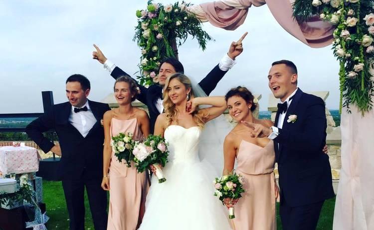 Сергей Притула с женой Екатериной отмечают деревянную свадьбу: история любви ведущего