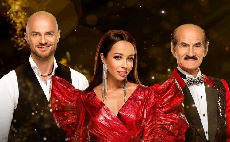 Танці з зірками-2020: смотреть 1 выпуск онлайн (эфир от 30.08.2020)