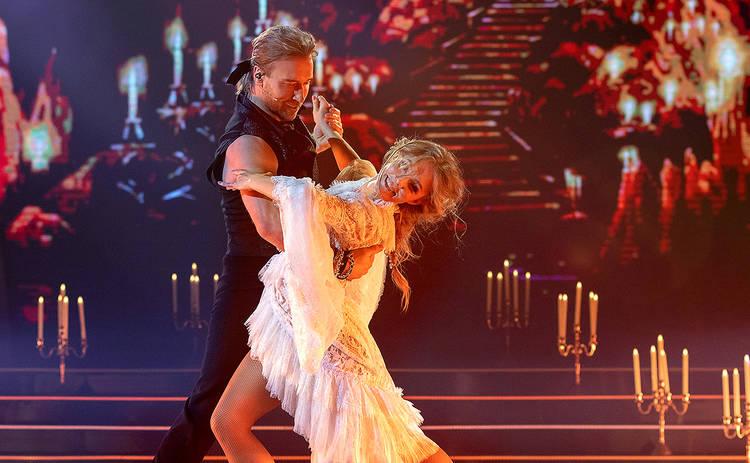 Танці з зірками-2020: Олег Винник и Алена Шоптенко объединили на паркете мюзикл, рок и танго