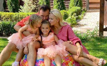 Лилия Ребрик устроила старшей дочери сказочный день рождения
