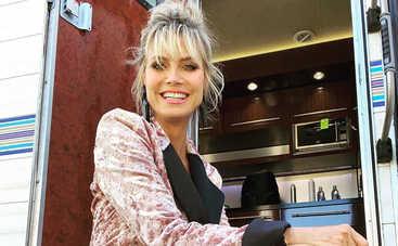 Без стеснения: Хайди Клум снялась абсолютно голой