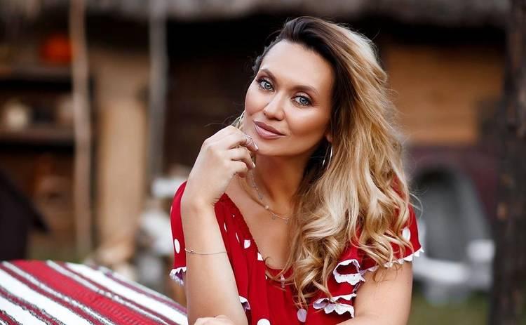 Звезда Однажды под Полтавой Анна Саливанчук во второй раз стала мамой: первое фото малыша
