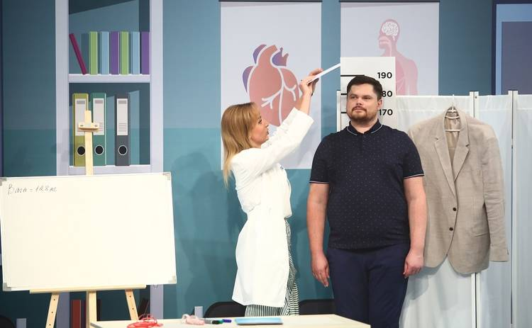 Хорошее здоровье на Интере: ожирение - смотреть онлайн выпуск (эфир от 08.09.2020)