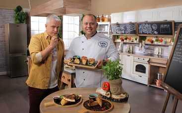 Готовим вместе: Блюда из лаваша (эфир от 06.09.2020)