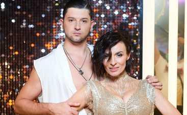 Танці з зірками-2020: эротичная Надежда Мейхер взбудоражила зал и судей сексуальной самбой