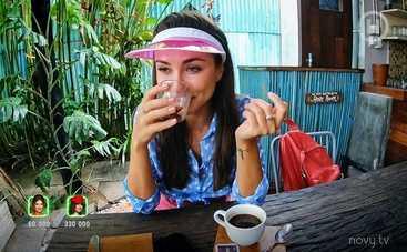 Ведущая Нового канала попробовала кофе из фекалий