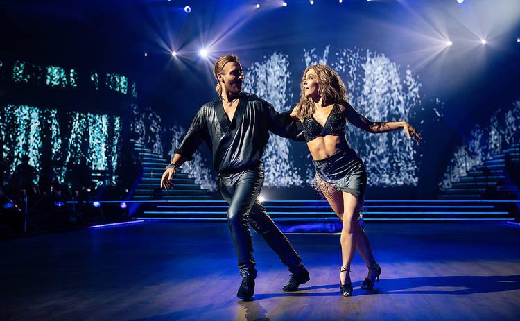 Танці з зірками-2020: Олег Винник чувственно поблагодарил Алену Шоптенко за танец