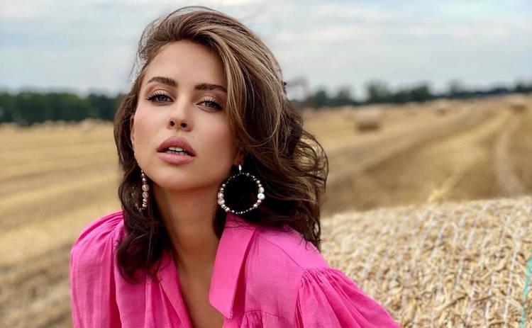 Звезда Супермодели по-украински Виктория Маремуха снялась абсолютно голой