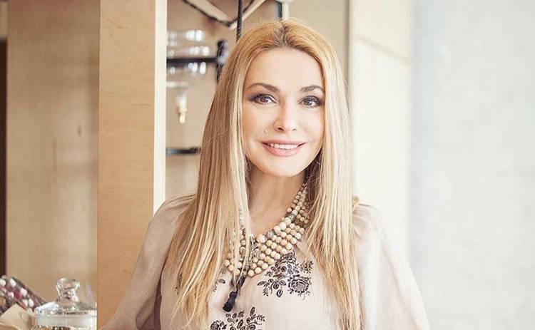 54-летняя Ольга Сумская снялась полностью обнаженной