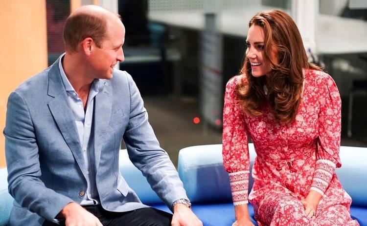 Кейт Миддлтон и принц Уильям рассказали о новом увлечении своих детей