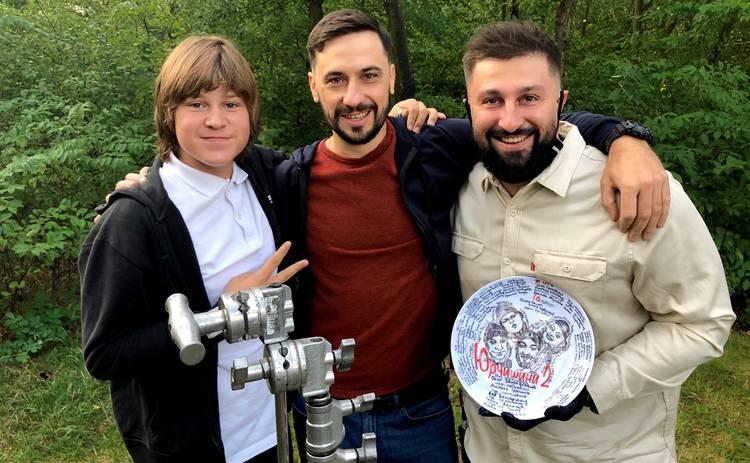 Юрчишины: ICTV начал съемки 2 сезона комедийного сериала