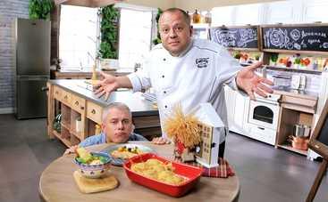 Готовим вместе. Домашняя кухня: смотреть онлайн 28 выпуск от 19.09.2020