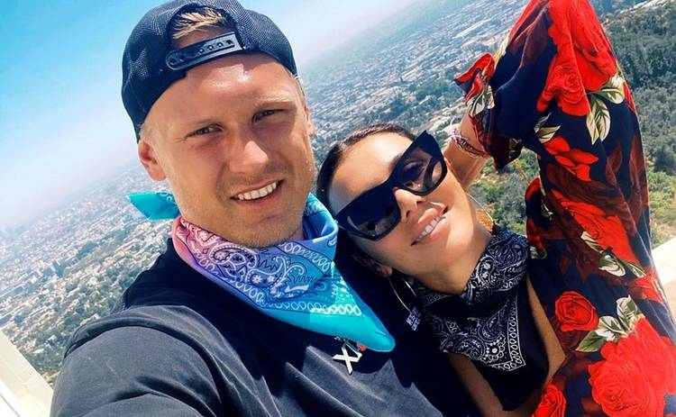 Анна Седокова вышла замуж за молодого бойфренда: трогательные кадры со свадьбы