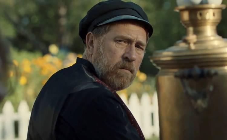 Актер Виктор Жданов снялся в сериале