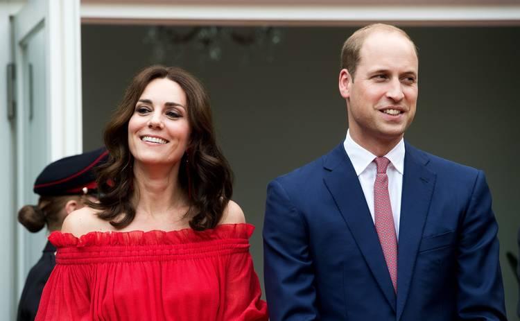 Кейт Миддлтон и принц Уильям пригласили в Кенсингтонский дворец кумира своих детей