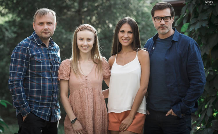 Отпуск в сосновом лесу: новый сериал со звездой