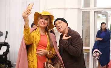 Юрчишины-2: Ольга Сумская и Георгий Делиев породнятся в сериале ICTV