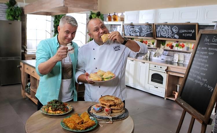 Готовим вместе: Узбекская кухня (эфир от 04.10.2020)