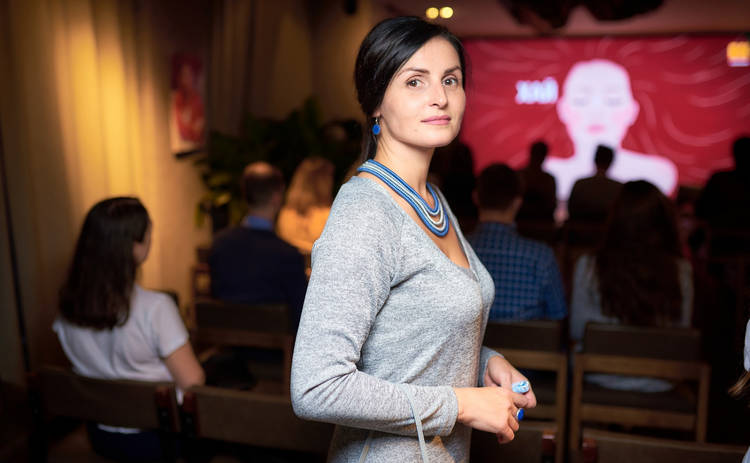 Сага: Александра Лютая рассказала о сходстве со своей героиней в сериале